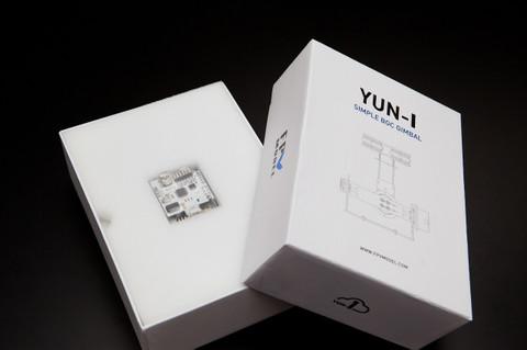 Yun1_gimbal_controller