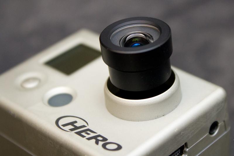 「gopro レンズ 交換」の画像検索結果